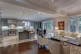 Open Kitchen Livingroom Toronto Real Estate All Rooms Living Photos Family Room Small Open Plan Kitchen And Living Room Home Design Ideas Pictures Open Kitchen Family Room Traditional Kitchen Salt Lake City