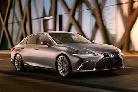 lexus es im   grille    sedan news
