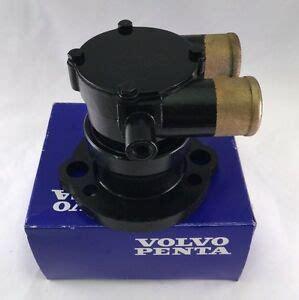 volvo penta raw water sea pump rebuilt