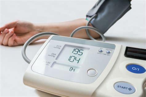 alternative  blood pressure medicine