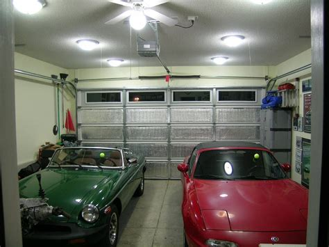 Lights For Garage Interior by 31 Best Garage Lighting Ideas Indoor And Outdoor See