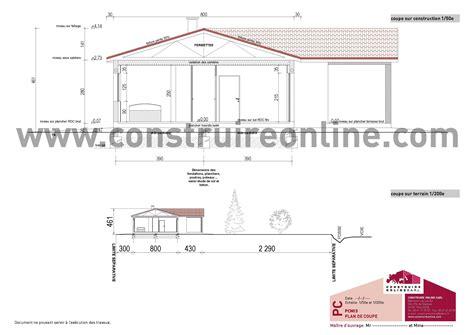 permis de construire maison individuelle maison moderne