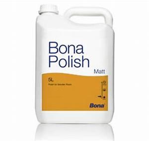 bona polish mat 5l entretien entretien parquet vitrifie With polish parquet vitrifié