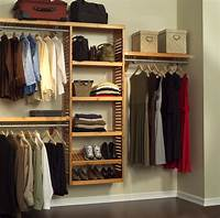closet organizer systems Amazon.com - John Louis Home JLH-528 Premier 12-Inch Deep ...