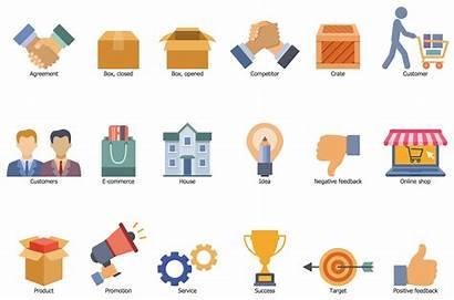 Workflow Process Business Sales Solution Diagram Marketing