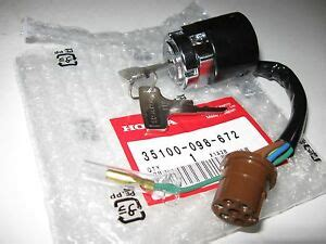 Honda Ignition Switch Trail Cth