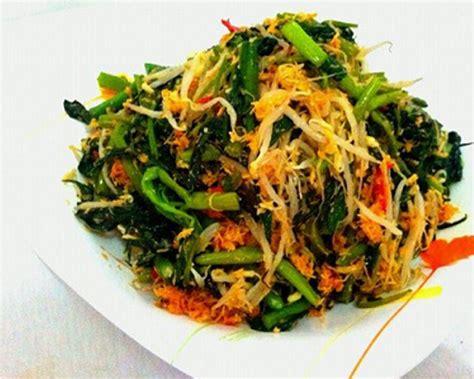 membuat resep urap sayur sayuran enak resepumicom