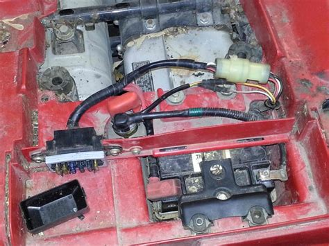 trx fourtrax electrical issue page  honda atv forum