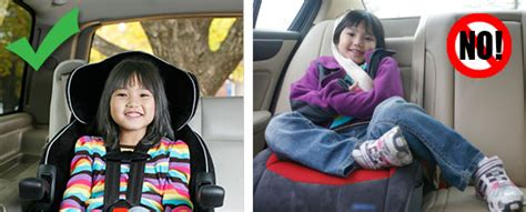 When is my child ready for a booster seat?   AAA Safe ...