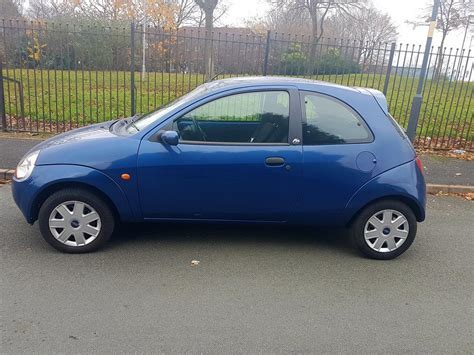 ford ka  regnew mottwo ownersservice history