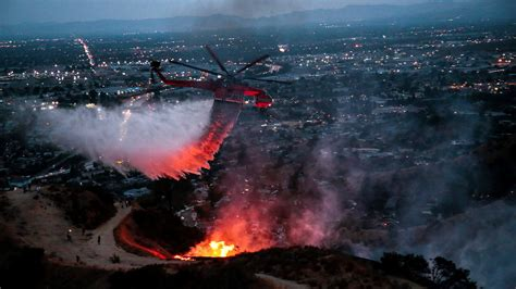largest wildfire los angeles history burns record setting west
