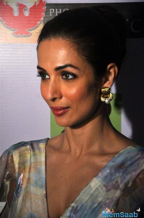 malaika arora khan dazzling face   shine young