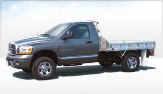 truck beds eby aluminum truck beds flatbed bodies