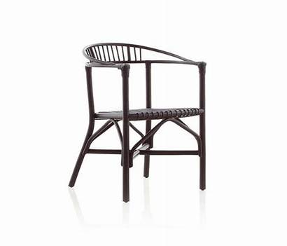 Furniture Rattan Chairs Dining Expormim Altet 70s