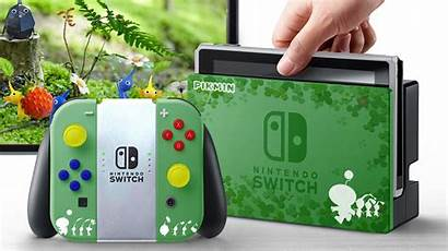 Nintendo Switch Pikmin Charge Guy Schemes Hire