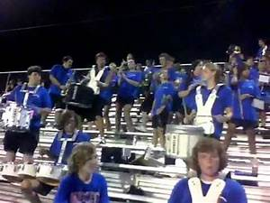 Bartlett high school band 8/19/11 - YouTube