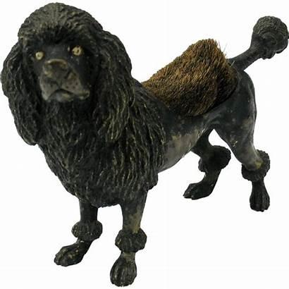 Poodle Bronze Vienna Rubylane Antique Dog Pen