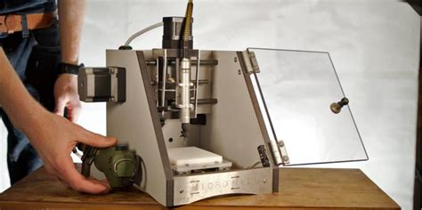 desktop cnc milling machines micromill