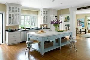 Cuisine avec ilot central ikea 18 cuisine fermee avec for Kitchen cabinets lowes with papiers carte grise