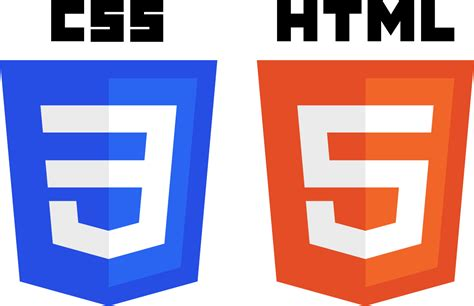Css3 And Html5 Logos And Wordmarks.svg
