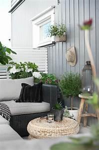 Gartenmöbel Kleiner Balkon : rattanm bel balkon grau neuesten design ~ Lateststills.com Haus und Dekorationen