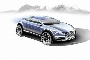 Audi Q1 Occasion : audi toont voorproefje van q1 autonieuws ~ Medecine-chirurgie-esthetiques.com Avis de Voitures