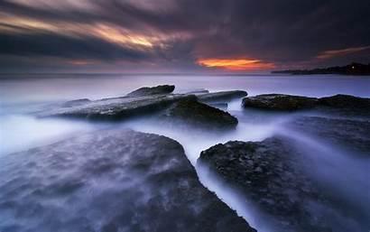 Indonesia Bali Sea Beach Coast Babadan Desktop