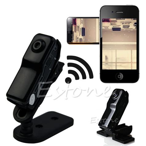 miniature wireless mini wifi ip wireless remote md81 surveillance dv