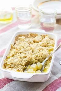 Crumble Salé Parmesan : crumble de courgettes au pesto et au parmesan recettes ~ Nature-et-papiers.com Idées de Décoration