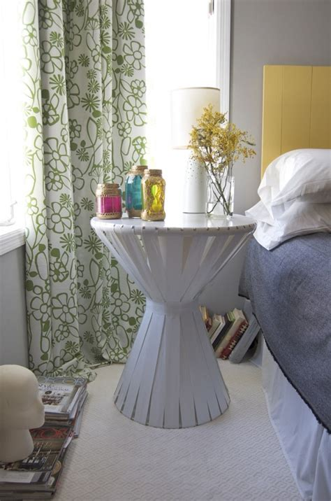 creative diy coffee  side tables