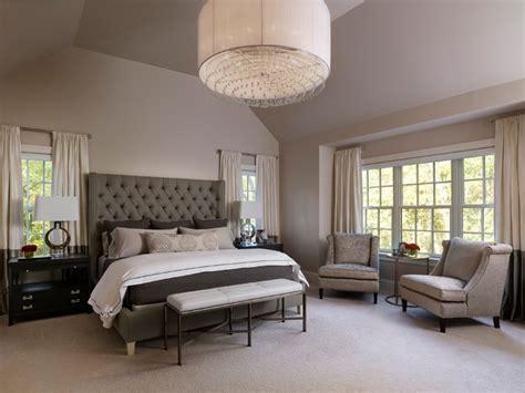 Napa Chictransitional Master Bedroom Transitional