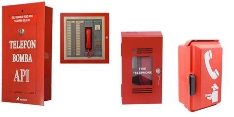 wall mounted alarm fireman audio intercom smart home automation
