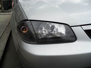 2000 Mazda Protege Headlights