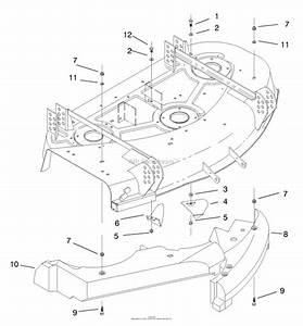 Toro Professional 30543  44 U0026quot  Recycler Mower  Groundsmaster