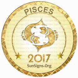 2017 Zodiac Sign Pisces Horoscope