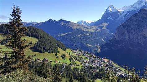 Lauterbrunnen Valley Switzerland Youtube