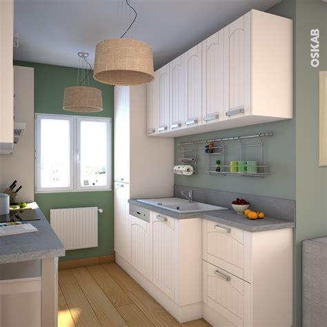 plan de travail cuisine gris clair cuisine authentique couleur ivoire plan de travail décor