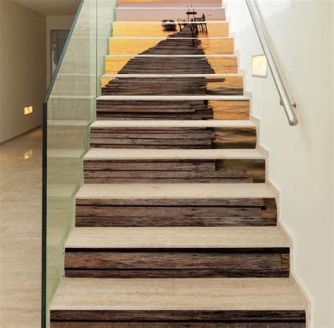 Treppenaufgang Streichen Ideen by 20 Attractive Painted Stairs Ideas Painting Stairs Reverb