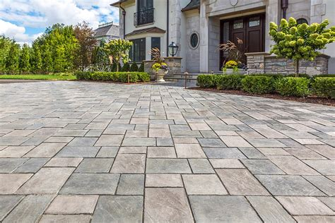 Unilock Patio Pavers - unilock interlocking pavers retaining walls new