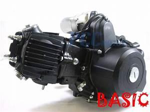 125cc Fully Auto Engine Motor Atv Pit Bike Atc 70 Xr 50