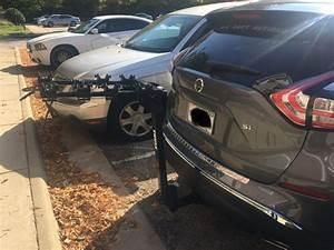 2017 Nissan Murano Curt Trailer Hitch Receiver