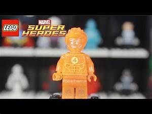 "LEGO Marvel Super Heroes Fantastic Four ""Human Torch ..."