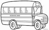Bus Coloring Pages Drawing Printable Cool2bkids Colouring Sheets Template Simple Driver Children Books Clipartmag Preschool Magic Craft sketch template