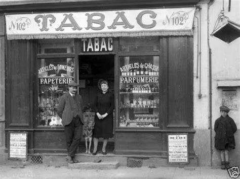 photo ancien commerce de toulouse bureau de tabac tirage