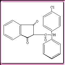 Paraffin L Toxic by Chlorophacinone