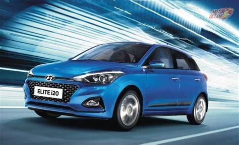 Hyundai I20 Backgrounds by Hyundai Elite I20 Facelift 2018 India Launch Date In India