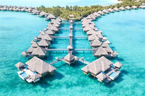 The St Regis Bora Bora Resort Bora Bora French