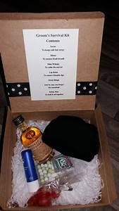 a quirky gift for the groom on his wedding day a grooms With groom gift to bride on wedding day ideas