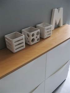 Meuble Entrée Ikea : meubles chaussures peu profond ~ Teatrodelosmanantiales.com Idées de Décoration