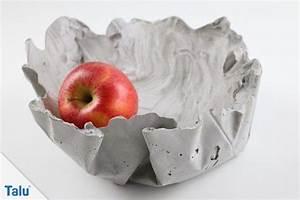 Beton Deko Ideen : basteln mit beton deko aus beton kreative ideen ~ Heinz-duthel.com Haus und Dekorationen